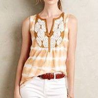 Embroidered Sedna Tank