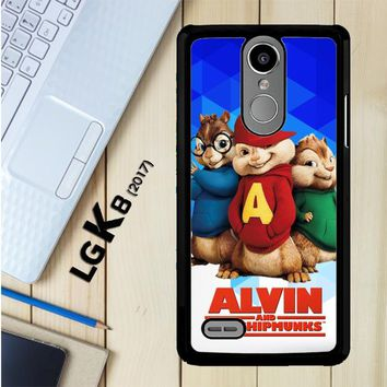 Alvin And The Chipmunks R0317 LG K8 2017 / LG Aristo / LG Risio 2 / LG Fortune / LG Phoenix 3 Case
