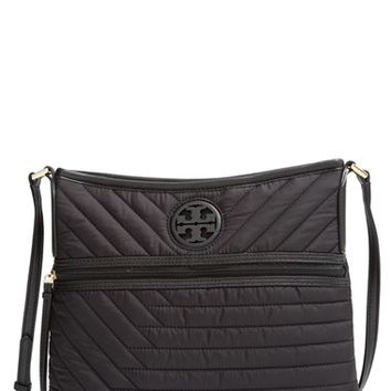 Tory Burch Quilted Nylon Swingpack