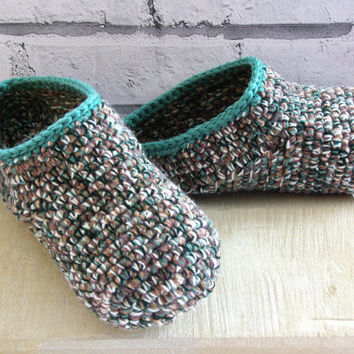 Best Handmade Crochet Slippers Products On Wanelo