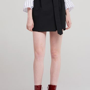Sadie Drawstring Belt Skirt Discover the latest fashion trends online at storets.com