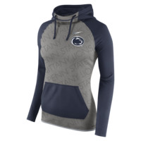 Nike Championship Drive All Time Pullover (Penn State) Women's Training Hoodie