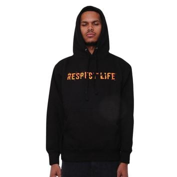 Respect Life You Tube Hoodie