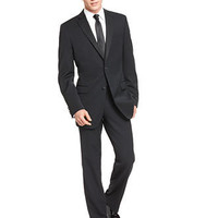 DKNY Tuxedo, Black Slim Fit - Mens Suits & Suit Separates - Macy's