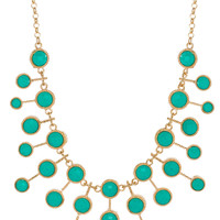 Arabella Necklace - Teal