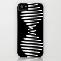 Arctic Monkeys iPhone & iPod Case by Amber Rose