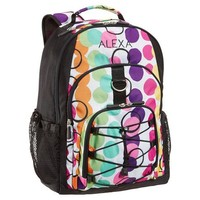 Gear-Up Watercolor Dot Backpack