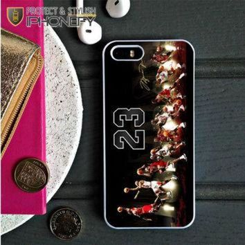 CREYUG7 Michael Jordan Air 23 iPhone 5C Case|iPhonefy