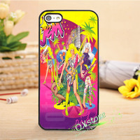 jem and the holograms 1 (2) fashion phone cover case for iphone 4 4s 5 5s SE 5c 6 6s 6plus & 6s plus #BB1109