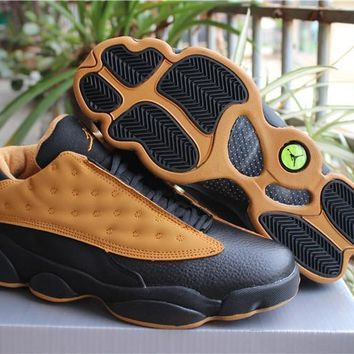 Air Jordan 13 Retro Low Chutney Sneakers Men Top Quality JD 13 Basketball Shoes For Sa