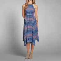 Dessa Midi Length Dress
