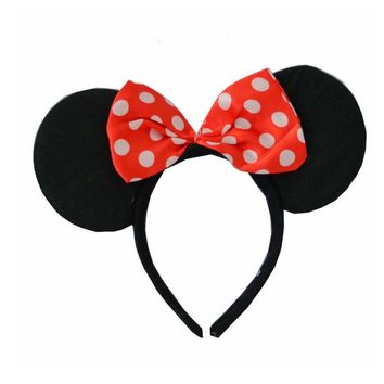 pcs  Children  Accessories  Mickey  Minnie  Mouse
