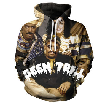 Been Trill Royalty Hoodie