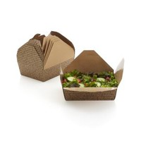 Paper Food Boxes (Set of 6)