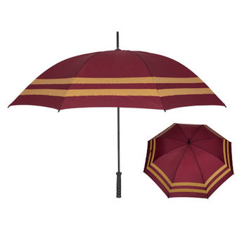 Universal Studios Wizarding World Harry Potter Gryffindor Umbrella Golf New Tags