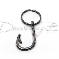 Gunmetal Fish Hook