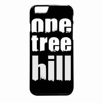 One Tree Hill iPhone 6 Plus case