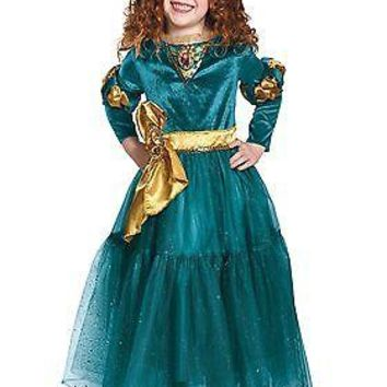 Child Deluxe Merida Costume