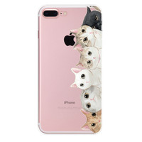 Where is my mother? Cat Case for iPhone 7 7Plus & iPhone se 5s 6 6 Plus High Quality Cover +Gift Box-90