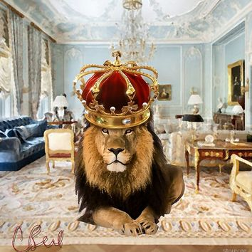 'King Lion' by storecee