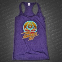 Logo Purple Girl's Tank Top : FEAR : MerchNOW