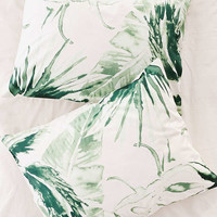 Expressive Palms Sham Set | Urban Outfitters