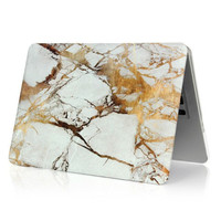 Cool Marble Texture Matte Case For Macbook Air Pro Retina 11 12 13 15 inch Protector Skin