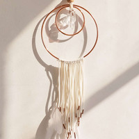 Crescent Moon Dream Catcher Wall Hanging - Urban Outfitters