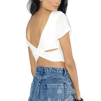 Not Your Average Crop Top $21