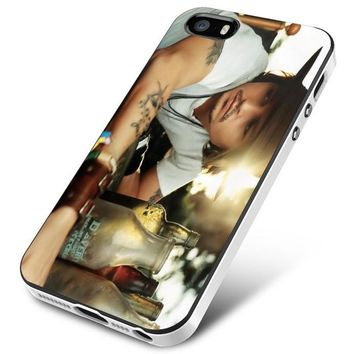 Johnny Depp (sunshine new) iPhone 5 | 5S | 5SE Case Planetscase.com