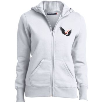 Louisville Ladies' Full-Zip Hoodie