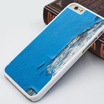 blue wood iPhone 6/6S case,new iPhone 6/6S plus case,art wood design iphone 5s case,personalized iphone 5c case,fashion iphone 5 case,gift iphone 4s case,art iphone 4 cover