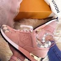 shosouvenir Louis Vuitton LV Fashion sports and leisure shoes 11 colors