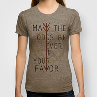 The Hunger Games Poster 02 T-shirt by Misery   Society6