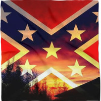 Rebel/confederate Flag Bandana