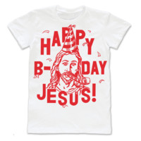 Happy B-Day Jesus T-Shirt