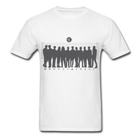 EXO - History (Silhouette) T-Shirt | Spreadshirt | ID: 10912411
