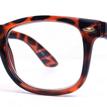 vintage 90s tortoise shell wayfarer 1.75 reading glasses oversized round plastic frames men women eyewear retro eyeglasses readers cheaters