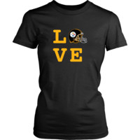 Pittsburgh Steelers Love