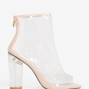 Clear the Air Bootie