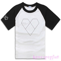 EXO XOXO GROWL EXO-K FIRST YEAR T-SHIRT KPOP GOODS NEW