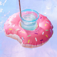 Donut Drink Holder Pool Float Set | Urban Outfitters