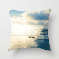 Dokkers VIII Throw Pillow by HappyMelvin