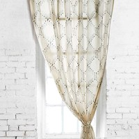 Sticks and Stones Curtain Panel - Urban Outfitters