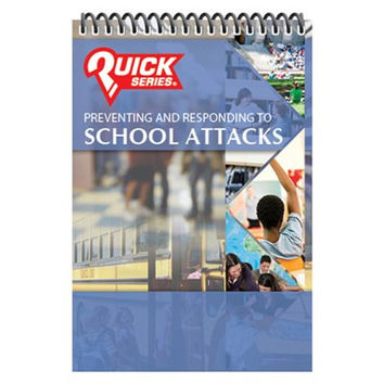 Preventing & Responding to School Attacks Manual 44-Pages