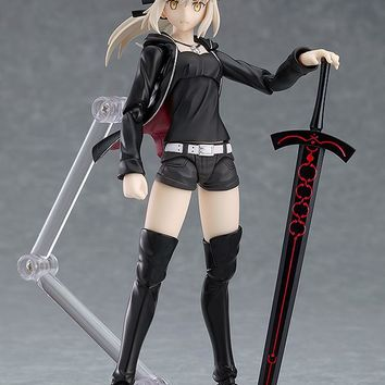 Saber Altria Pendragon - Shinjuku Version - figma - Fate/Grand Order (Pre-order)