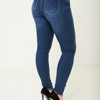 High Waist Skinny Jegging