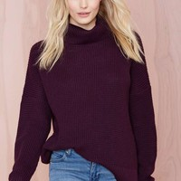 Anna Turtleneck Sweater