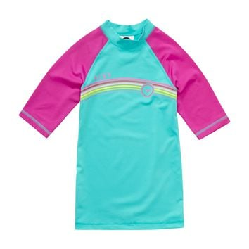 Roxy - Girls 7- 14 From Above SS Girl Rashguard