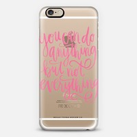 My Design #27 iPhone 6 case by Hello Tosha Design Co. | Casetify
